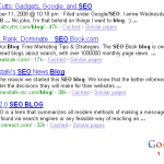 Web Success Without SEO Works: How I Entered the Top 10 for SEO Blog