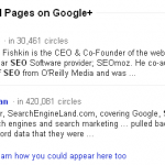 Hands On Google Social Search SEO Techniques for Getting Personal