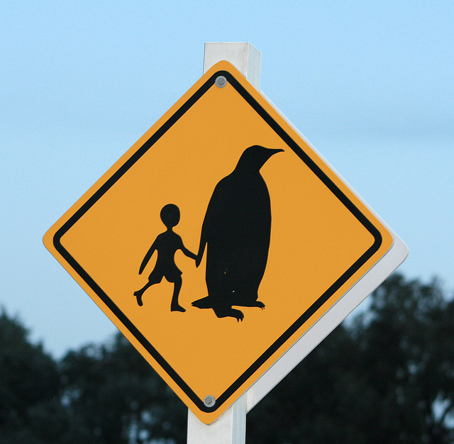 penguin-danger