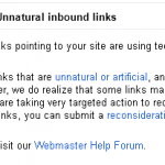 10 Things the Unnatural Links Penalty Taught me About Google and SEO