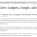 Guest Post by Matt Cutts on Spammy Link Building