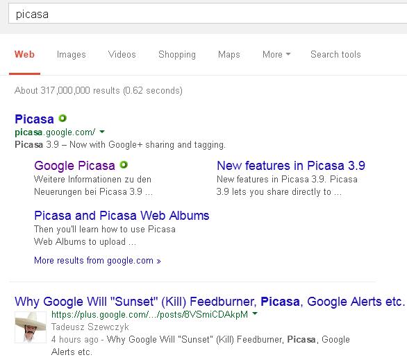 google-serps-picasa